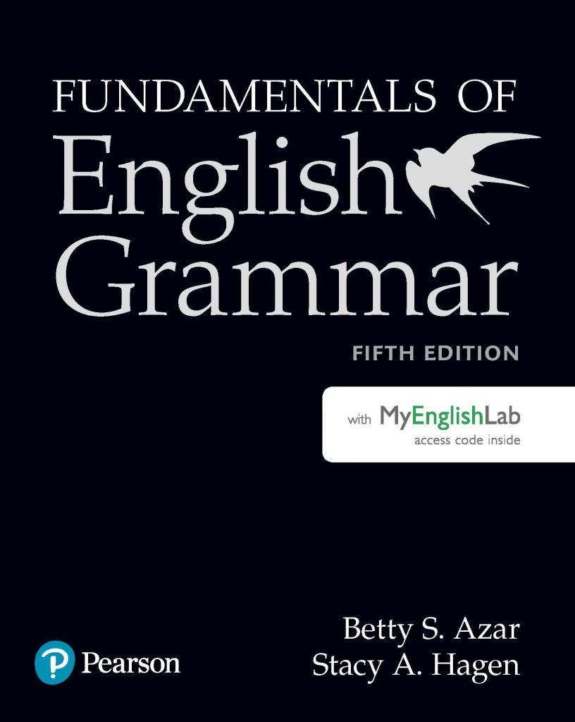 Cover of Fundamentals of English Grammar 5E