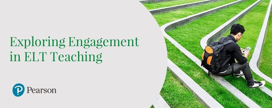 Exploring Engagement in ELT Teaching banner