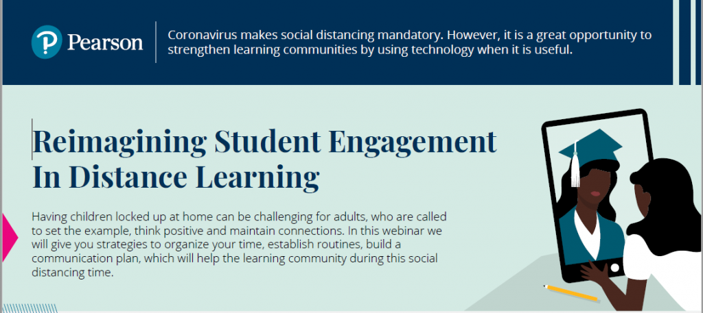 Reimagining student engagement in distance learning