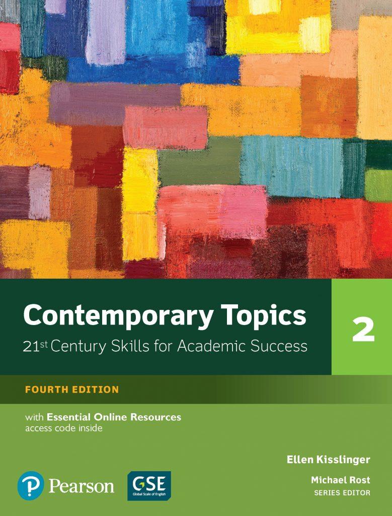Contemporary Topics Level 2 cover