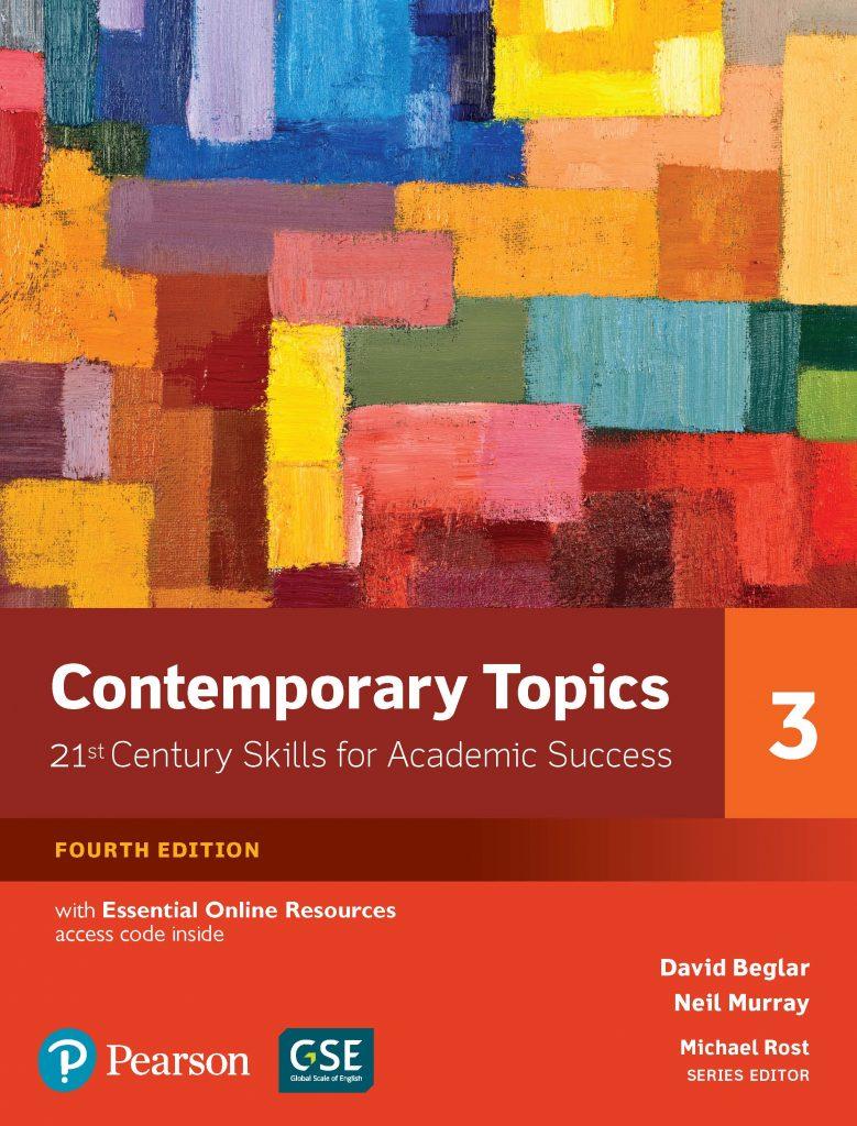 Contemporary Topics Level 3 cover