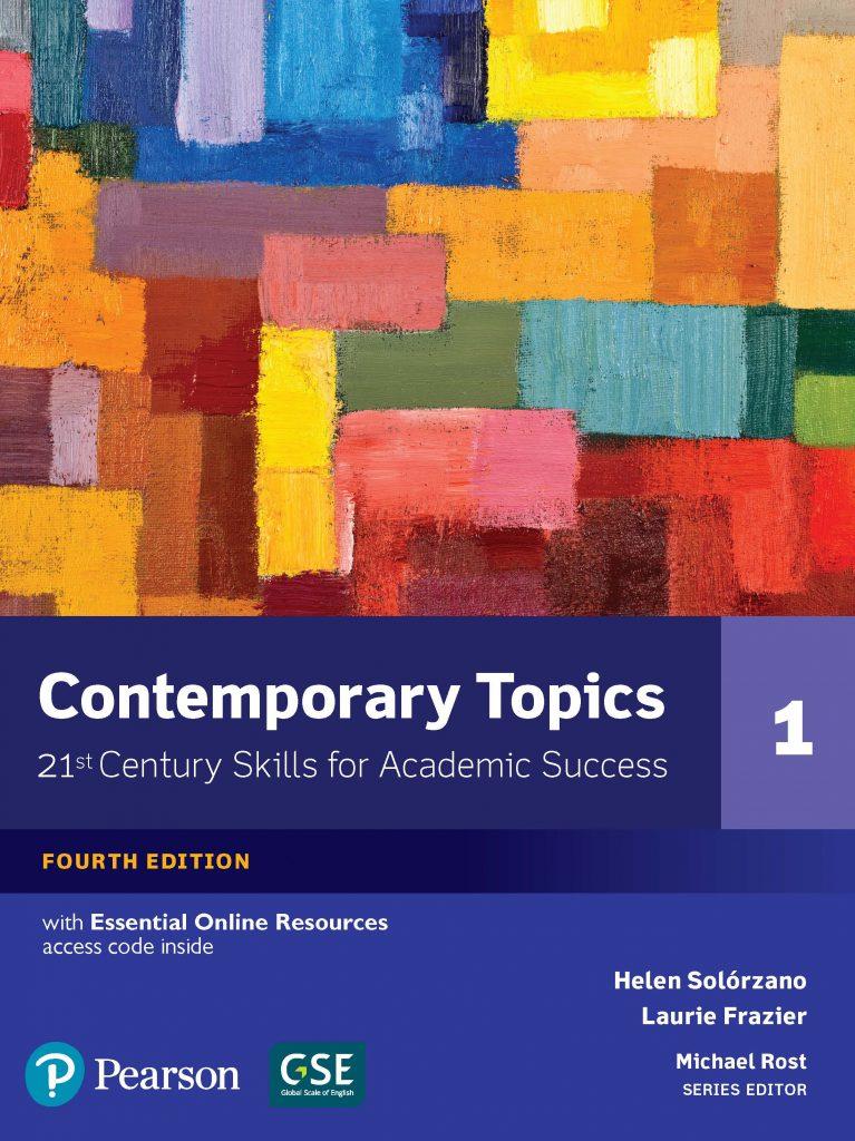 Contemporary Topics Level 1 cover